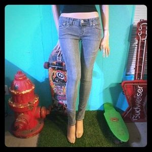 hydraulic jeans - lowrise stretch